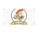 WORLDS GREATEST BREAD BAKER FEMALE Banner