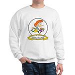 WORLDS GREATEST BREAD BAKER FEMALE Sweatshirt