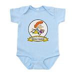 WORLDS GREATEST BREAD BAKER FEMALE Infant Bodysuit