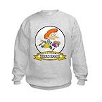 WORLDS GREATEST BREAD BAKER FEMALE Kids Sweatshirt
