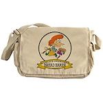 WORLDS GREATEST BREAD BAKER FEMALE Messenger Bag