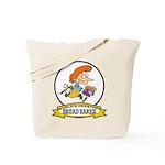 WORLDS GREATEST BREAD BAKER FEMALE Tote Bag