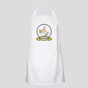 WORLDS GREATEST BREAD BAKER MAN Apron