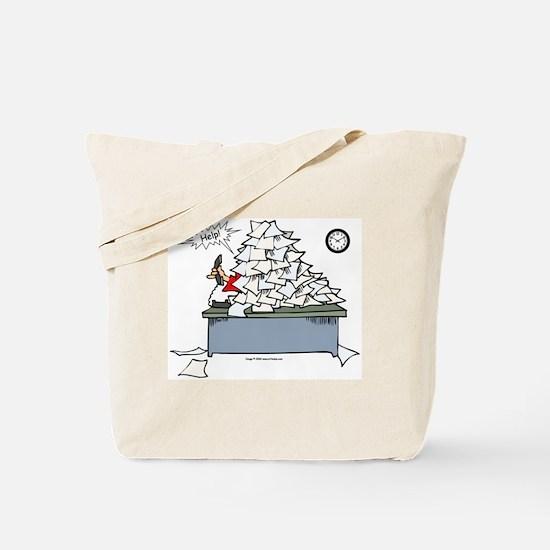 Help! Tote Bag
