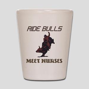 Meet Nurses Shot Glass