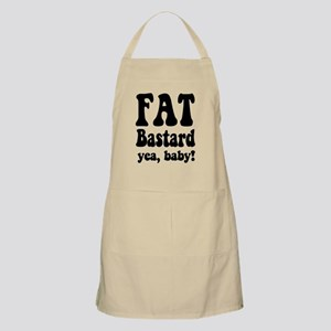 Fat Bastard. Yea, Baby! Apron