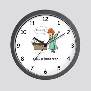 Never Fails Wall Clock