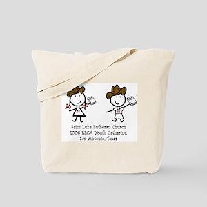 Saint Luke Tote Bag
