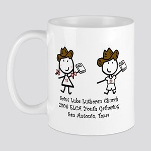 Saint Luke Mug