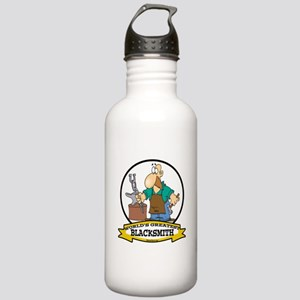 WORLDS GREATEST BLACKSMITH Stainless Water Bottle
