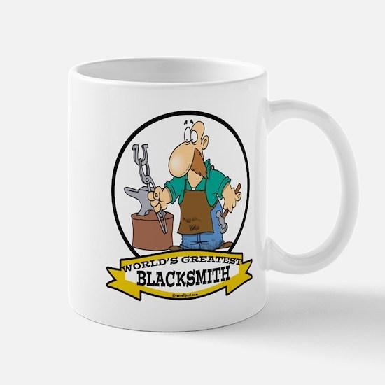 WORLDS GREATEST BLACKSMITH Mug