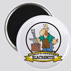 WORLDS GREATEST BLACKSMITH Magnet