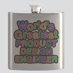 Worlds Greatest PRODUCT DESIGN ENGINEER Flask