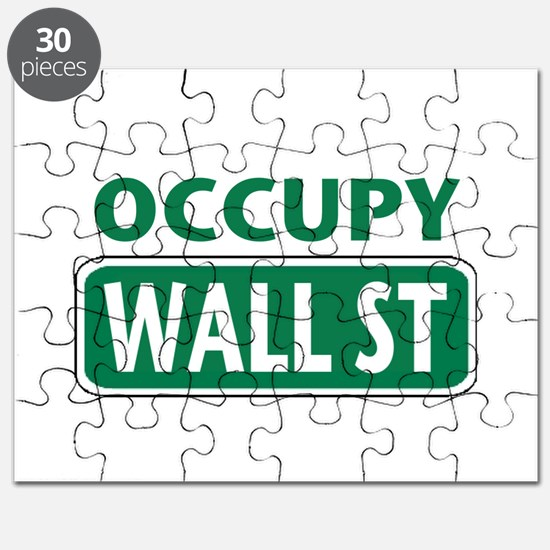 Occupy Wall Street Puzzle