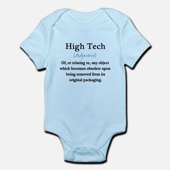High Tech Definition Infant Bodysuit