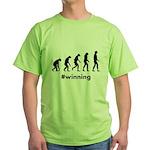 Winning Evolution Green T-Shirt