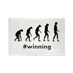 Winning Evolution Rectangle Magnet (10 pack)