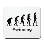Winning Evolution Mousepad