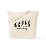 Winning Evolution Tote Bag