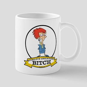 WORLDS GREATEST BITCH Mug