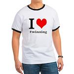 I (heart) winning Ringer T