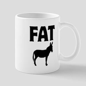 Fat Ass (Donkey) Mug
