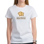 Philosophy Bakes Bread - Logo T-Shirt