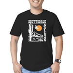 Scottsdale Arizona Men's Fitted T-Shirt (dark)
