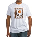 Scottsdale Arizona Fitted T-Shirt