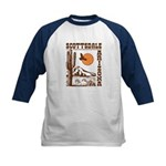 Scottsdale Arizona Kids Baseball Jersey