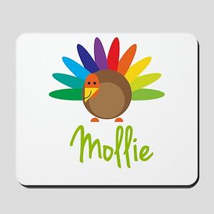 Mollie the Turkey Mousepad