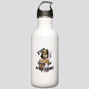 Zeus God of Awesome Stainless Water Bottle 1.0L