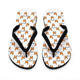 Llama Flip Flops