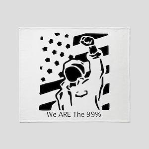 Ninety Nice Percent Throw Blanket