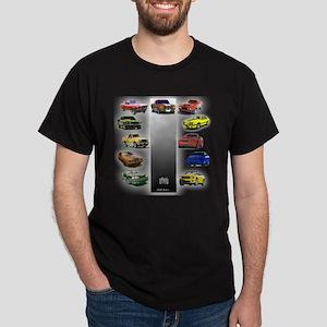 Mustang Gifts Dark T-Shirt