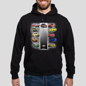 Mustang Gifts Hoodie (dark)