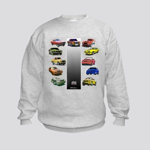 Mustang Gifts Kids Sweatshirt