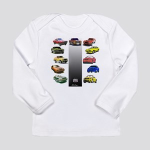 Mustang Gifts Long Sleeve Infant T-Shirt