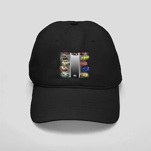 Mustang Gifts Black Cap
