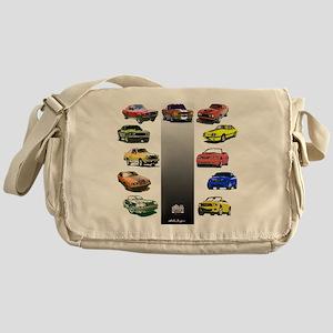 Mustang Gifts Messenger Bag