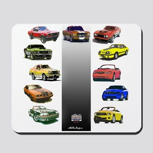 Mustang Gifts Mousepad