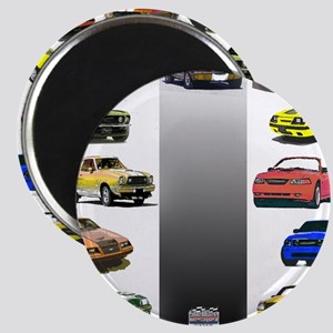 Mustang Gifts Magnet