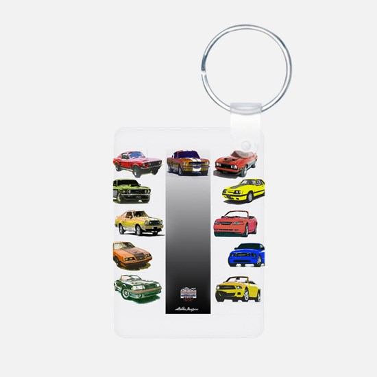 Mustang Gifts Keychains
