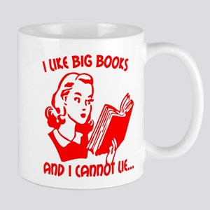 Big Books Mug