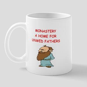 monastery joke Mug