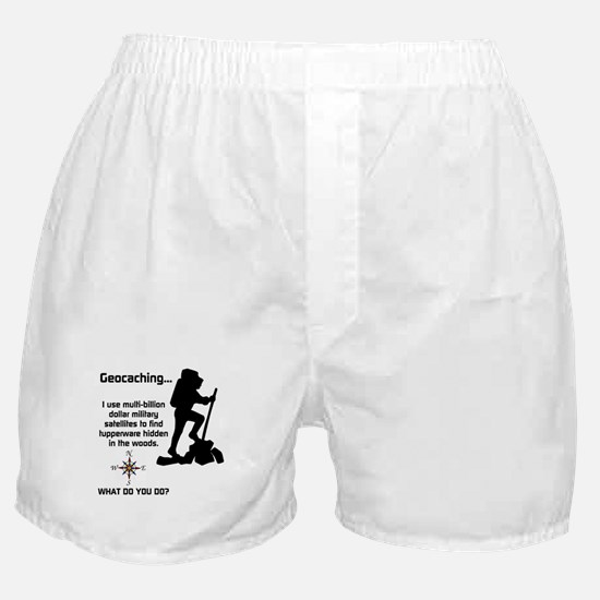 What do you do? Boxer Shorts