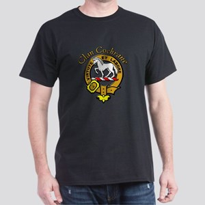 Light Bold Crest and Motto Dark T-Shirt