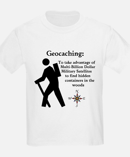 Geocaching: To take advantage T-Shirt