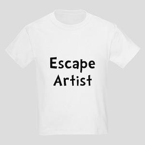Escape Artist Kids Light T-Shirt