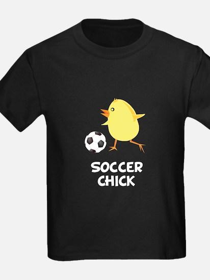 Soccer Chick T
